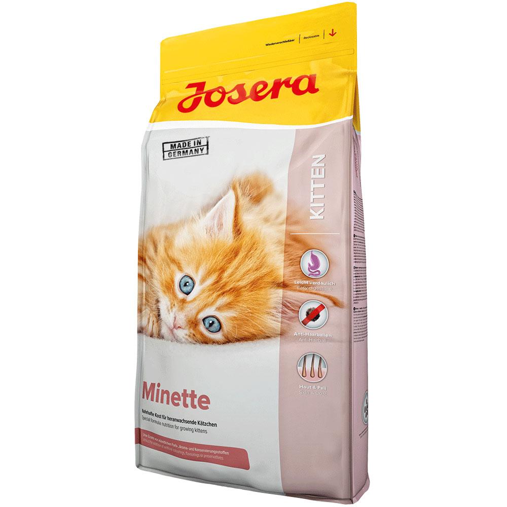 Josera - Trockenfutter - Minette 400g (weizenfrei)