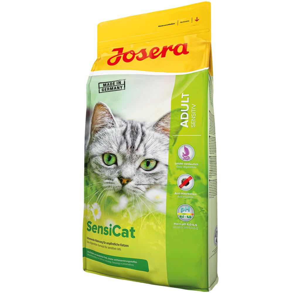 Josera - Trockenfutter - SensiCat 400g (weizenfrei)