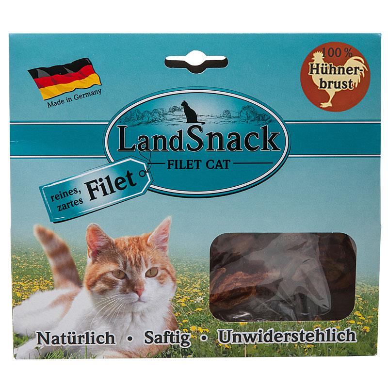LandFleisch - Filet Cat Hühnerbrust 40g