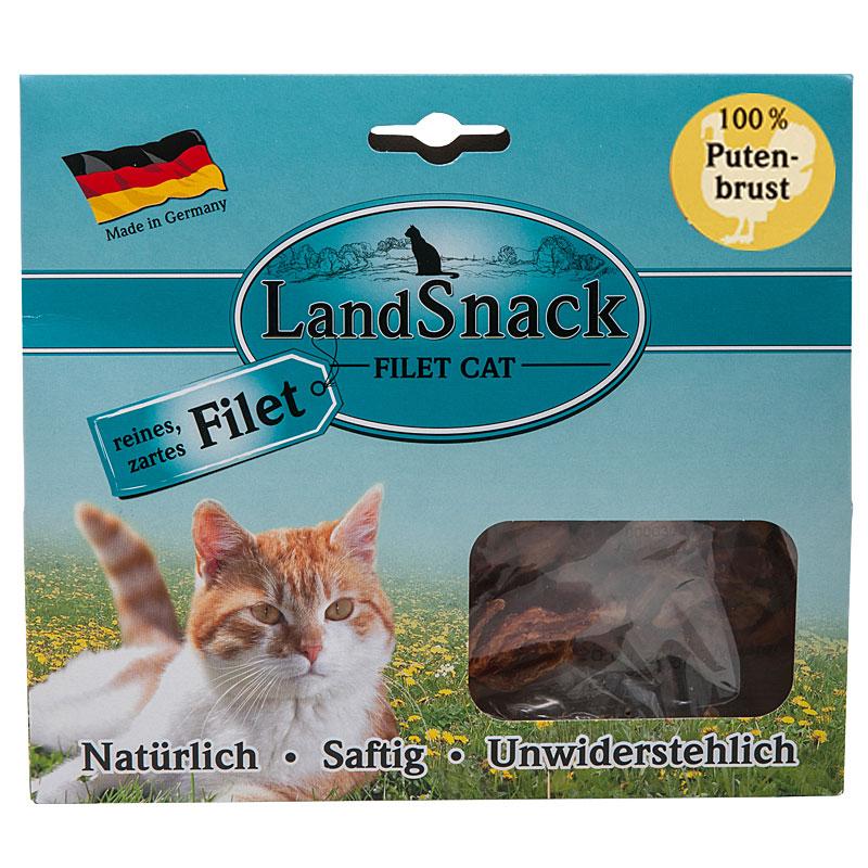 LandFleisch - Filet Cat Putenbrust 40g