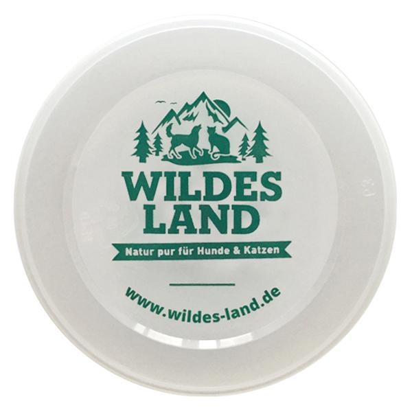 Wildes Land - Hundezubehör - Dosendeckel groß für 800g-Dosen