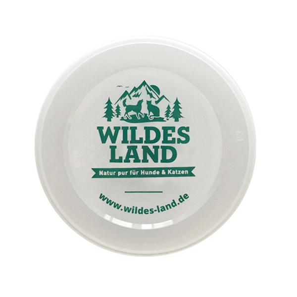 Wildes Land - Hundezubehör - Dosendeckel klein für 200g-und 400g-Dosen