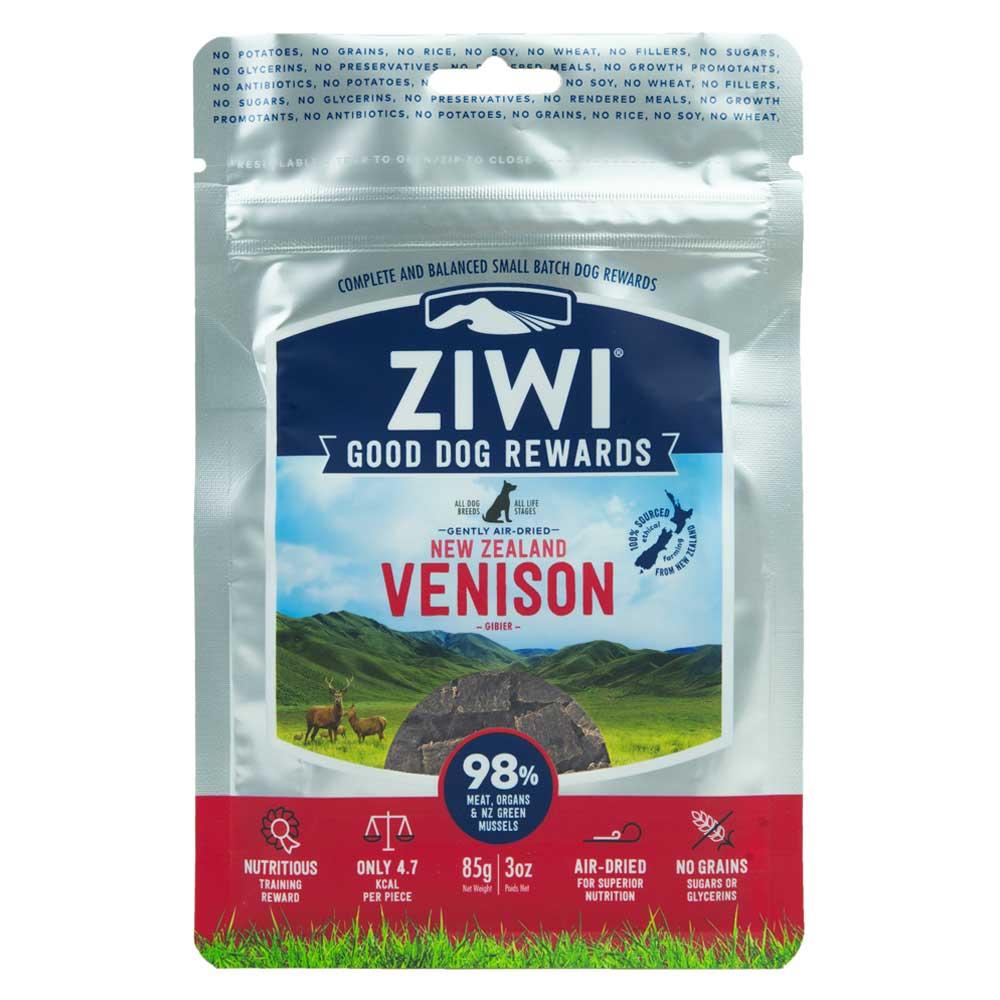 ZiwiPeak - Kausnack - Good Dog Treats Venison 85g (getreidefrei)