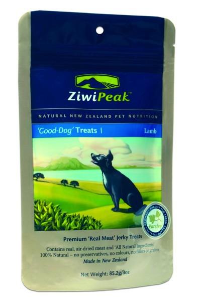 ZiwiPeak - Kausnack - Good Dog Treats Lamb 85g (getreidefrei)