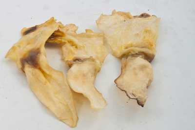 EcoStar Kauartikel - Dog Snack Kaninchenohren 100g EC7742