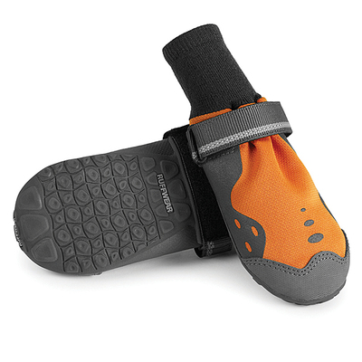 Ruffwear - Hundeschuhe - Summit Trex Burnt Orange 76mm