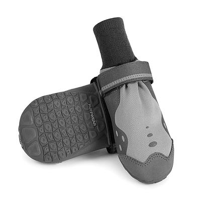 Ruffwear Hundeschuhe - Summit Trex Storm Grey 64mm