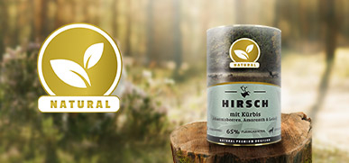 Natural Sensitives Nassfutter Hund