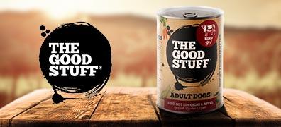 The Goodstuff Nassfutter Hund
