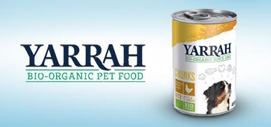 Yarrah Nassfutter Hund