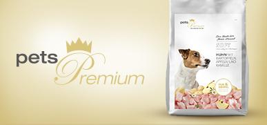 pets Premium Hundefutter