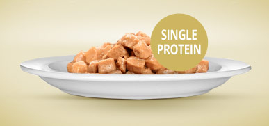 Single Protein Nassfutter Hund