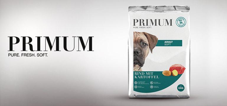 Primum Halbfeuchtes Trockenfutter Hund