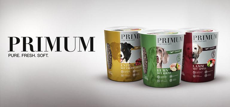 Primum Leckerlis und Snacks Hund