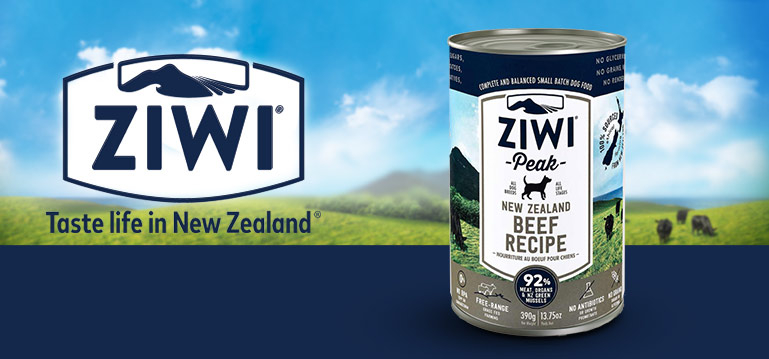 Ziwi Single-Protein Nassfutter Hund