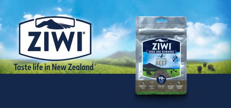 Ziwi Getreidefreier Snack Hund