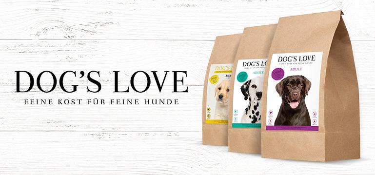 Dog's Love Trockenfutter Hund