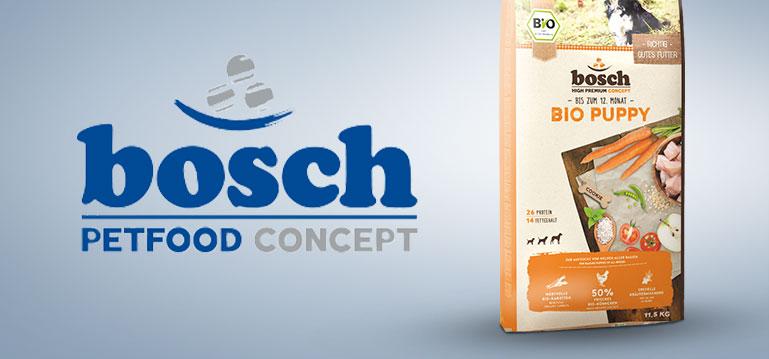 Bosch Bio Trockenfutter