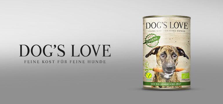 Dog's Love Bio Ergänzungsfutter