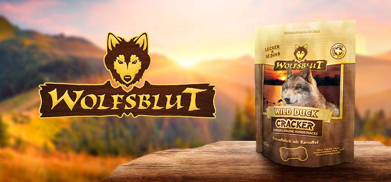 Wolfsblut Getreidefreier Snack Hund