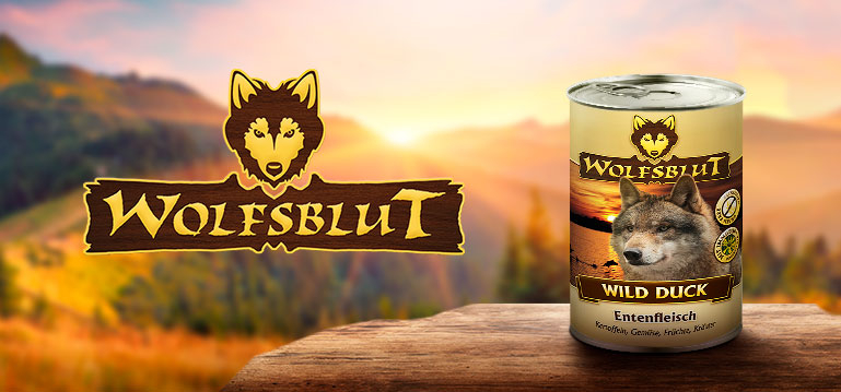 Wolfsblut Single-Protein Nassfutter Hund