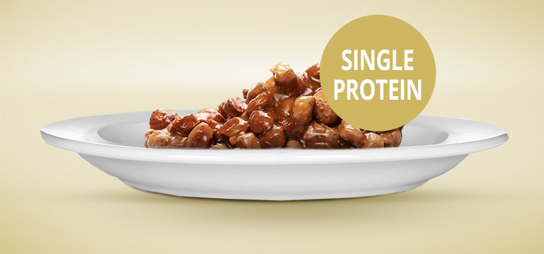 Single Protein Nassfutter Katze