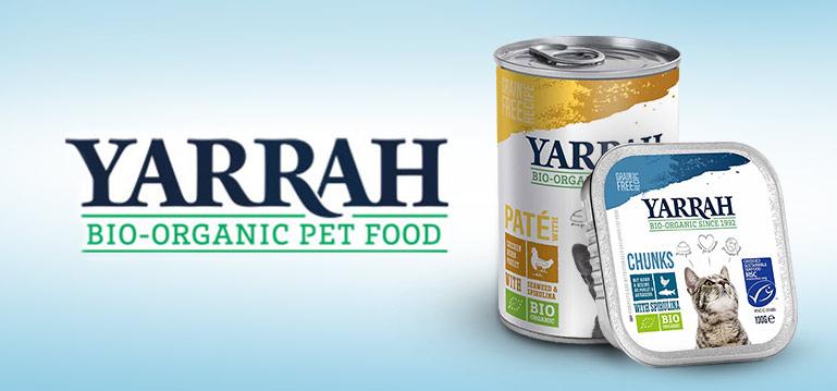 Yarrah Nassfutter Katze