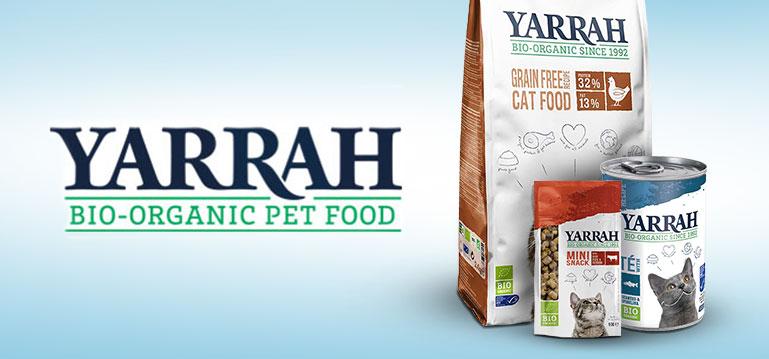 Yarrah Bio Katzenfutter