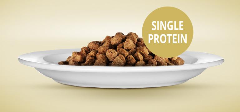 Bio Trockenfutter Katze Single Protein