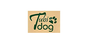 Tubi Dog Logo