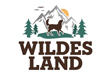 Wildes Land Trockenfutteraktion