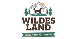 Wildes Land Hund Logo