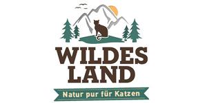 Wildes Land Katze Logo
