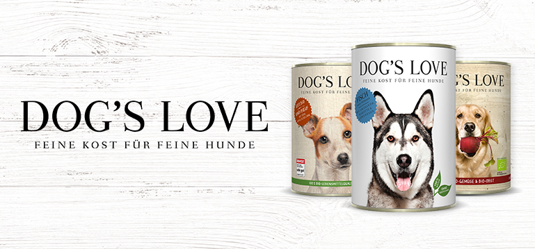 Dog's Love Nassfutter Hund