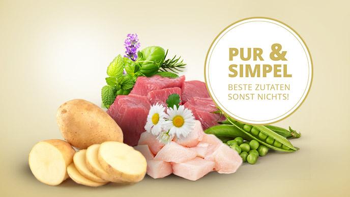 Pur & Simpel - Beste Zutaten, sonst nichts