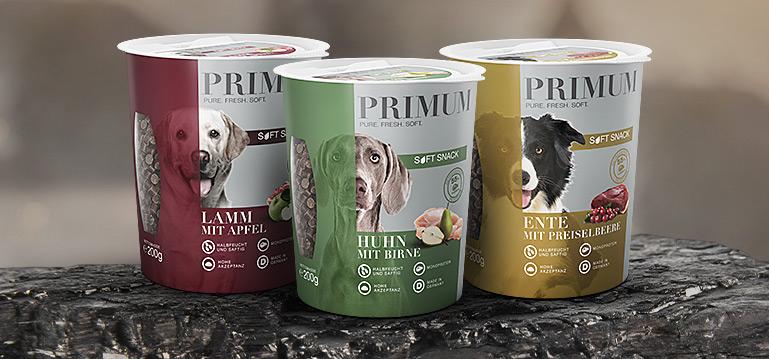 PRIMUM Snacks Hund