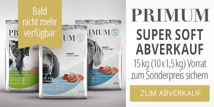 PRIMUM Super Soft Abverkauf