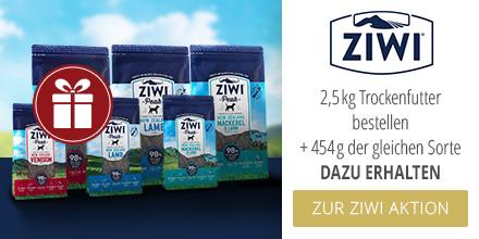 Ziwi 454 g Trockenfutter gratis