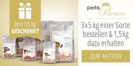 pets Premium Softfutter Aktion