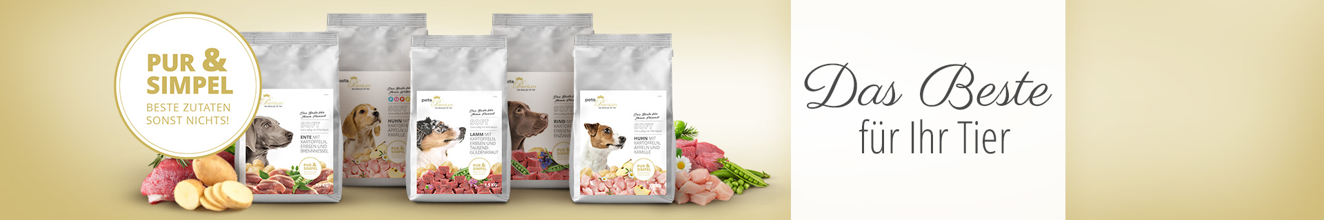 pets Premium Softfutter