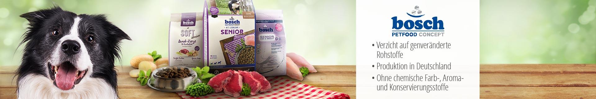 Bosch Trockenfutter Senior