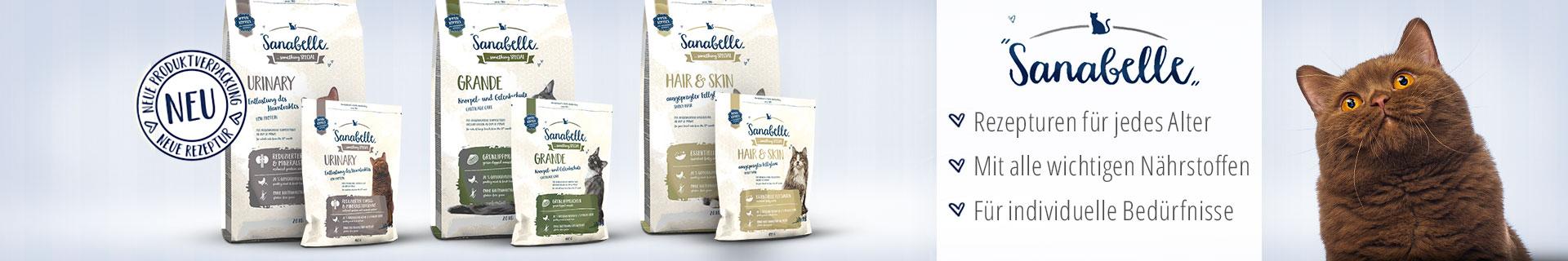 Sanabelle Trockenfutter Special