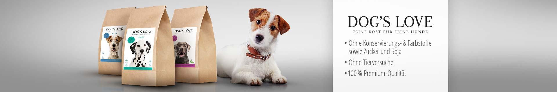 Dog's Love Trockenfutter