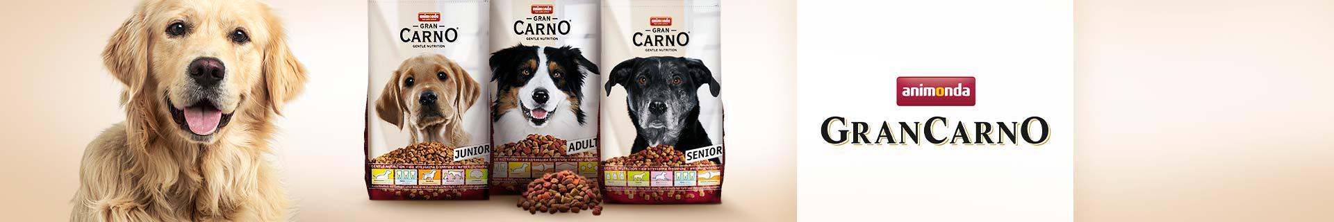 Animonda Hund Trockenfutter GranCarno