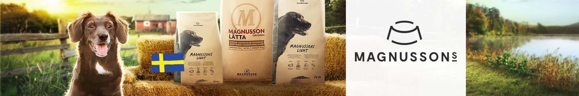 Magnussons Trockenfutter Senior