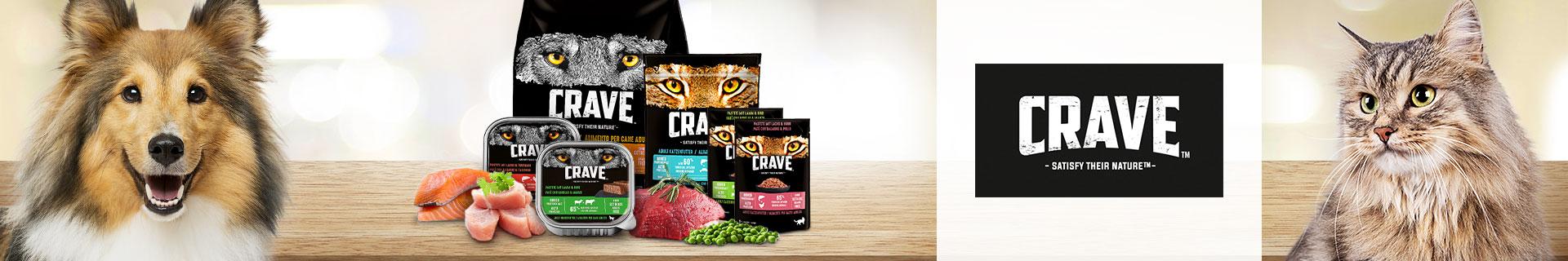 Crave Markenshop