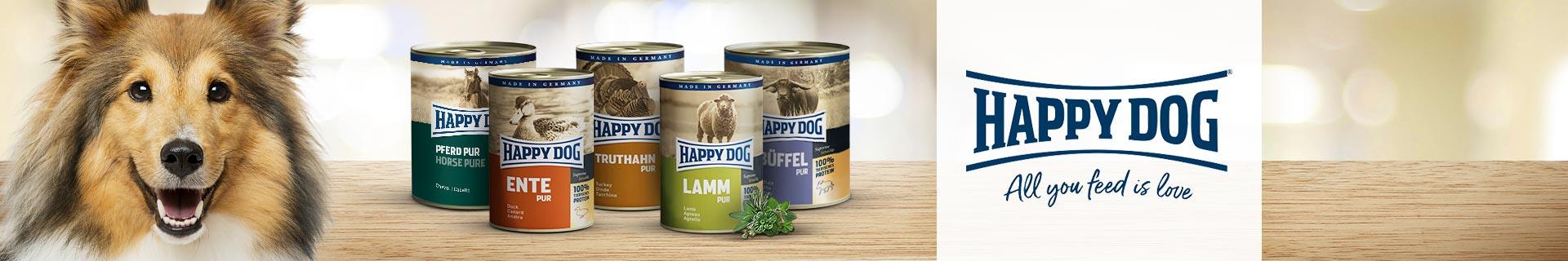 HappyDog Nassfutter