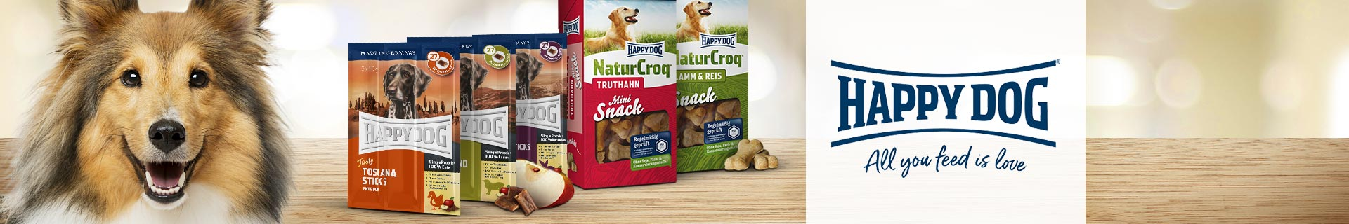 HappyDog Snacks