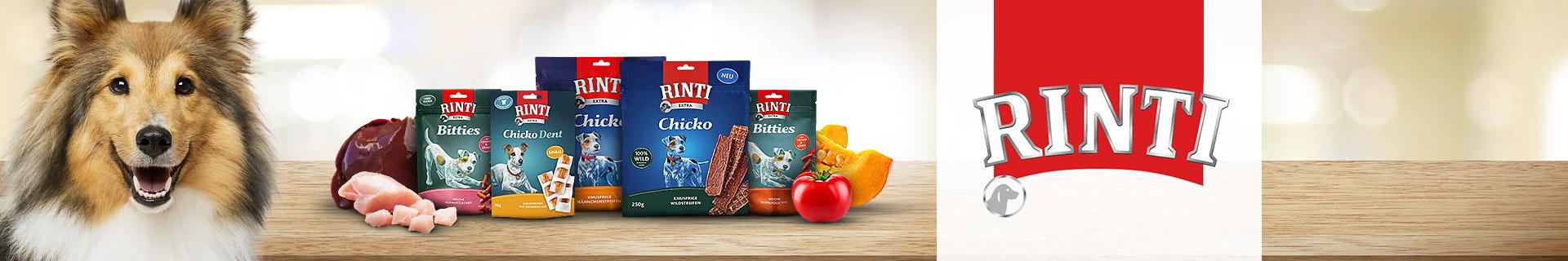 Rinti Hund Snacks Chicko Dent