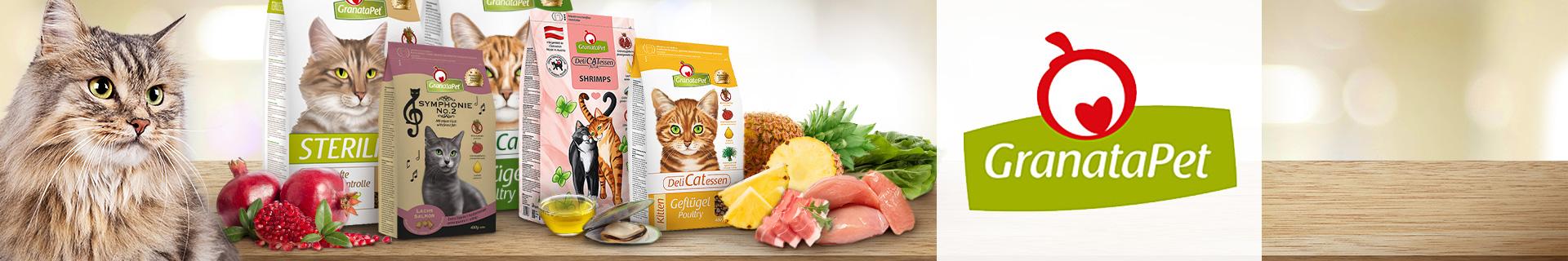 GranataPet Katze Trockenfutter